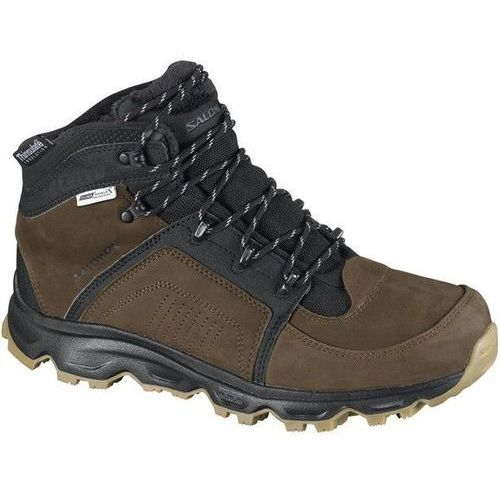 Buty trekkingowe rodeo wp robusta /black/gum1a + impregnat gratis marki Salomon