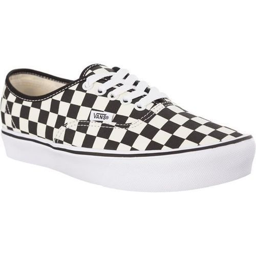Vans AUTHENTIC LITE 5GX CHECKERBOARD BLACK WHITE - Buty Sneakersy (0191479810006)