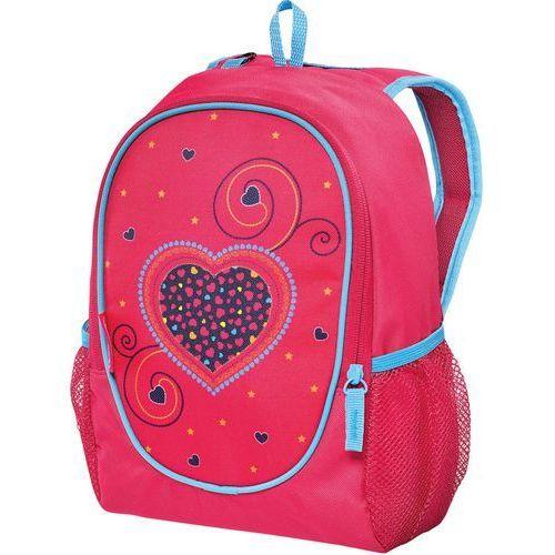 5be174d4be9fe Herlitz plecak przedszkolny Rookie - Różowe serce (4008110559674) - Nowe  oferty