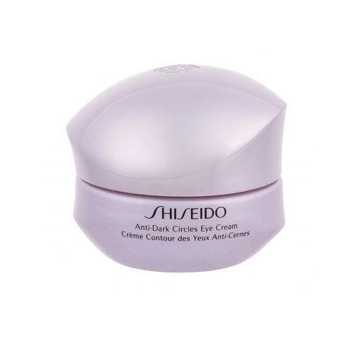 white lucent krem pod oczy 15 ml dla kobiet marki Shiseido