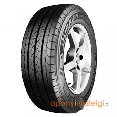 Opona  duravis r660 205/65r15 102t wyprodukowany przez Bridgestone