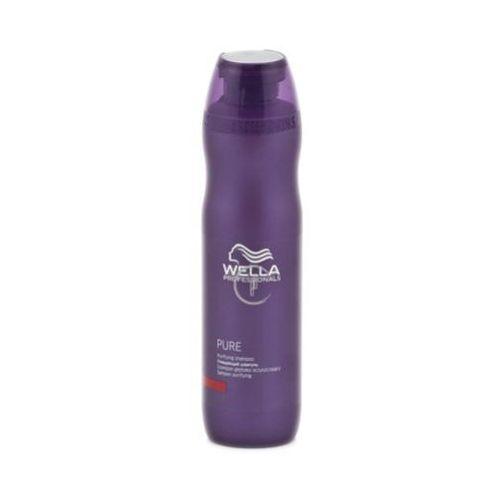Wella balance pure purifying shampoo szampon głęboko oczyszczający marki Wella professionals