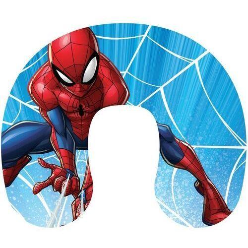 Poduszka podróżna Spiderman 03, 33 x 28 cm (8592753012932)