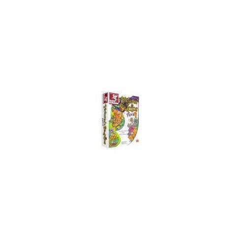 Toy kraft Cekinowe obrazki - kwiaty
