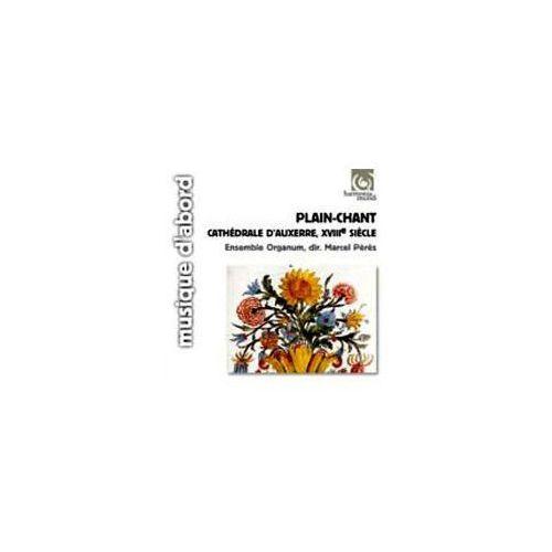 Harmonia mundi Plain - chant de la cathedrale d'auxerre, xviii siecle (0794881909421)