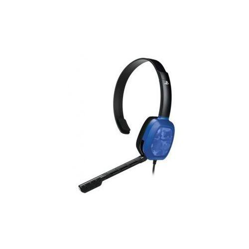Pdp Zestaw słuchawkowy lvl 1 chat blue camo do ps4 (0708056064464)