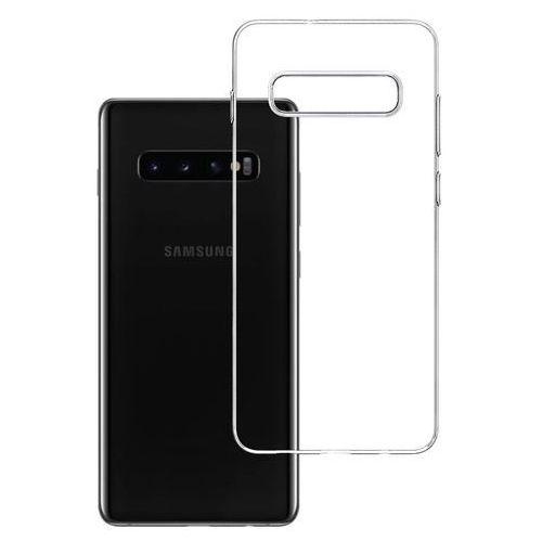 Etui 3MK Clear Case do Samsung Galaxy S10 Plus Przezroczysty