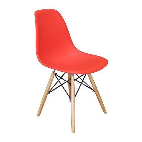 Ehokery.pl Krzesło paris czerwone