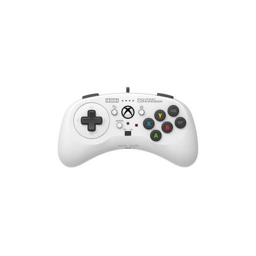Hori Gamepad fighting commander battlepad pro xbox one, xbox 360, pc (acx322101) biały