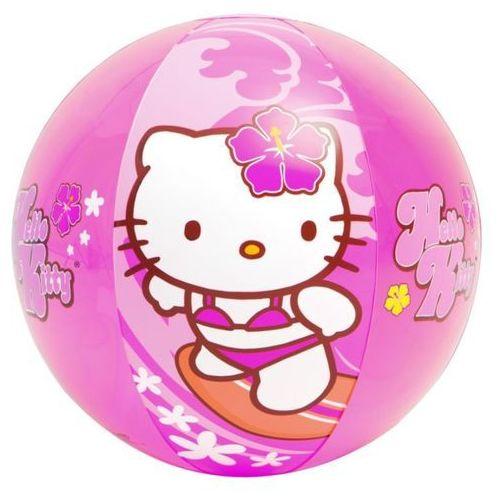 Piłka plażowa INTEX Hello Kitty 58026 + Zamów z DOSTAWĄ JUTRO! (0078257580262)