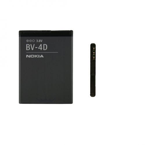 808 / bv-4d 1320mah 5.0wh li-ion 3.8v (oryginalny) marki Nokia