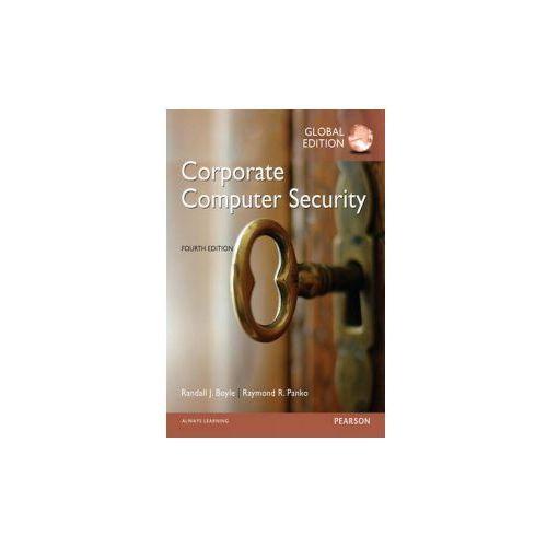 Corporate Computer Security, Global Edition, Pearson Education / Longman