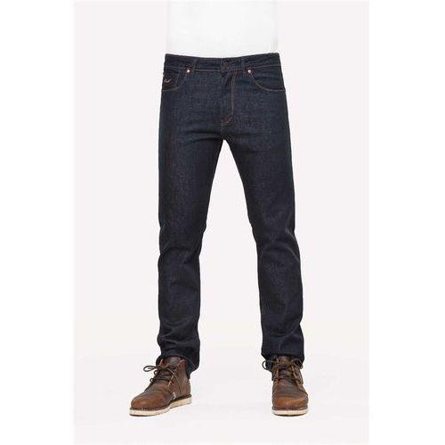 spodnie REELL - Trigger Raw Blue Raw Blue (Raw Blue) rozmiar: 32/32, kolor niebieski