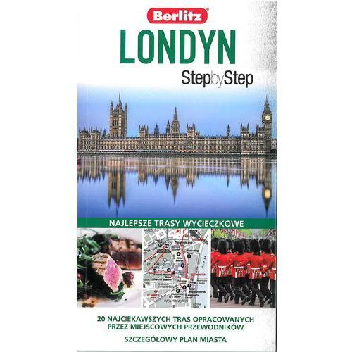 Londyn. Step by step - MICHAEL MACAROON (9781786710383)