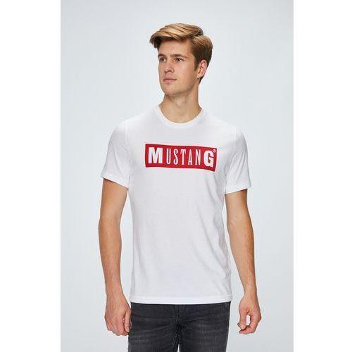- t-shirt marki Mustang