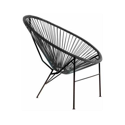 Telehit garden Krzesło ogrodowe acapulco czarne (5901721050341)