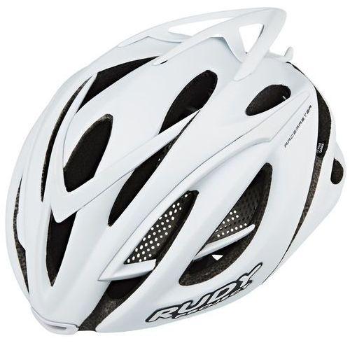 Rudy Project Racemaster Kask rowerowy biały 59-61 cm 2018 Kaski rowerowe (0655586028438)