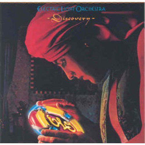 Sony music Electric light orchestra - discovery (cd) (5099750190524)