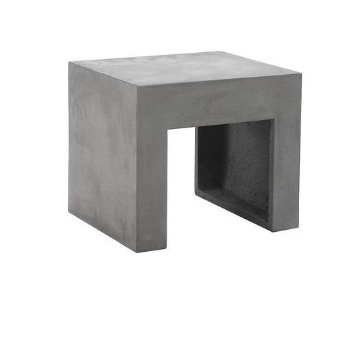 Krzesło betonowe - Krzesło XXL - Krzesło ogrodowe - TARANTO (7081453191500)