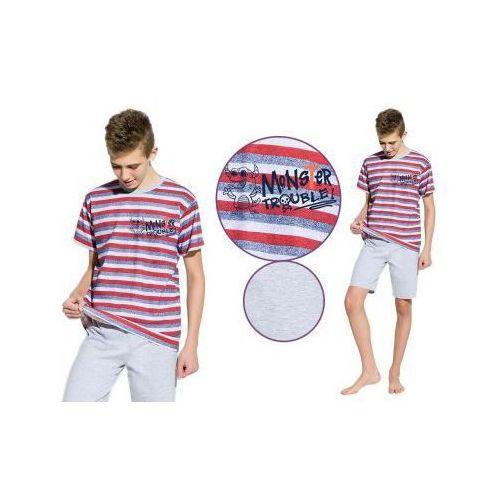 Piżama dziecięca max: czerwień marki Taro
