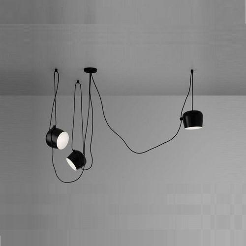 AIM-Lampa wisząca 3-punktowa LED Aluminium Ø24cm, 3 x F0090030 F0093030