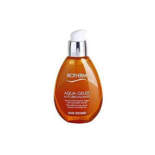Biotherm Aqua-Gelée Autobronzante serum samoopalające do twarzy (Natural Sunkissed Tan) 50 ml