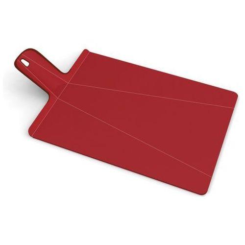 Deska składana CHOP2POT PLUS duża - czerwona - czerwony