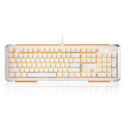 JamesDonkey 612 Mechanical Keyboard 104 Keys for Gaming