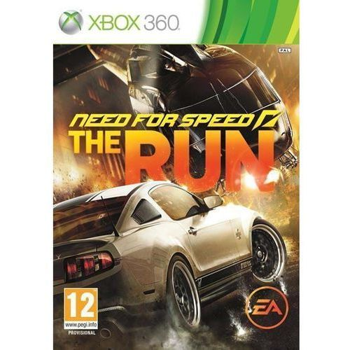 Need for Speed The Run (Xbox 360)