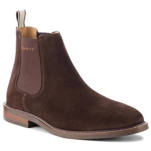 Gant Sztyblety - ricardo 16653494 coffee brown g462