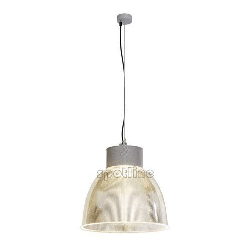 Lampa wisząca zwis para multi dlmi 1x28w led 3000k srebrnoszara 165222 marki Spotline