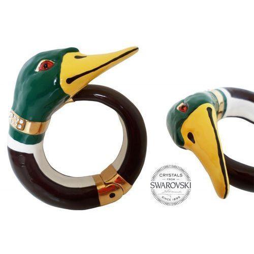 Mosiężna bransoletka br k26 - mallard bracelet marki Pasotti