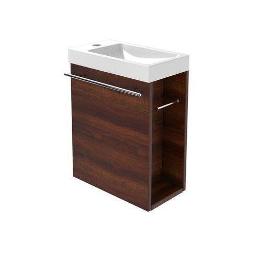 Mirano Zestaw szafka z umywalką duo