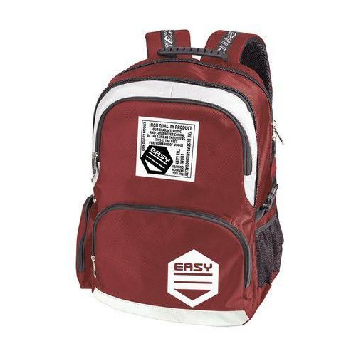 Plecak szkolno sportowy SPOKEY 836129 Bordowy