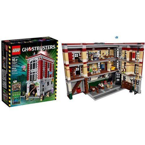 Lego GHOSTBUSTERS Firehouse headquarters 75827 - BEZPŁATNY ODBIÓR: WROCŁAW!