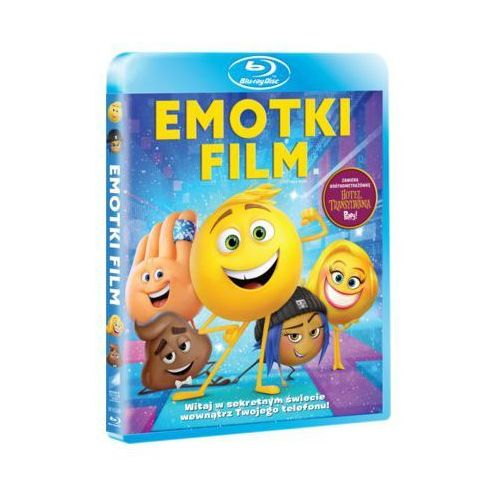 Emotki. Film (BD) (5903570073250)