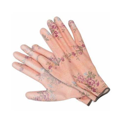 Rękawice ogrodowe FLO 74137 Wielokolorowy (rozmiar 10) (5906083741371)