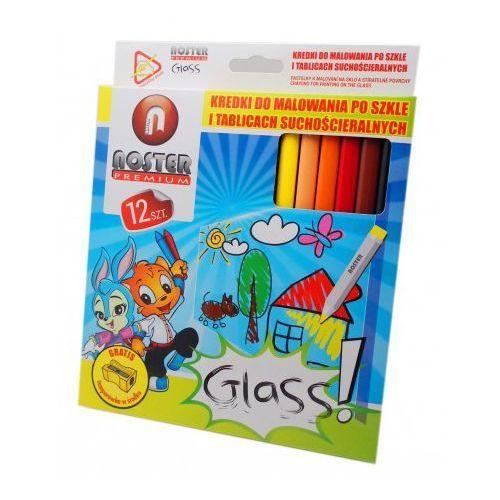 Kredki Glass 12 kolorów (5901688171554)