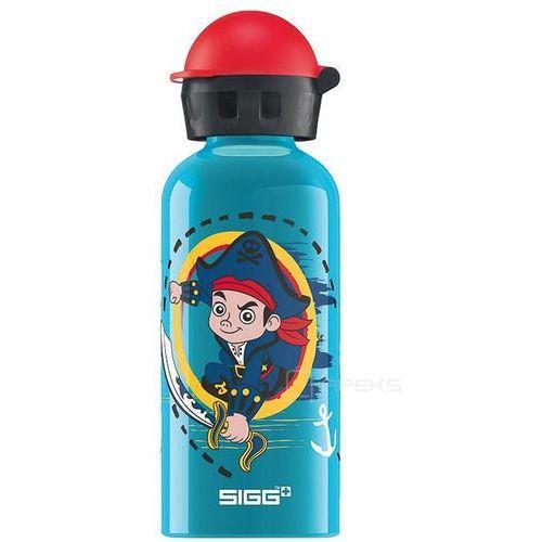 Sigg kids butelka / bidon 0.4l dla dzieci / captain jake - captain jake