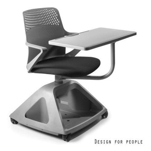 Fotel biurowy z blatem - rover ii marki Unique