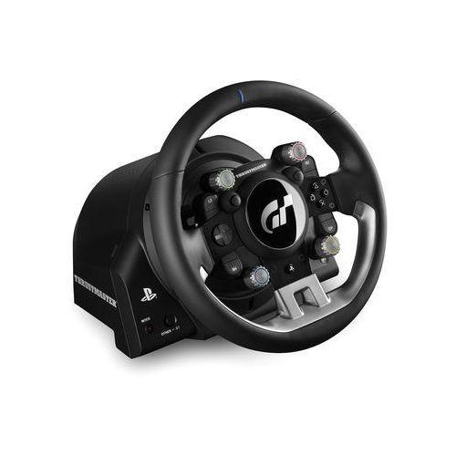 Thrustmaster T-GT (kierownica do grania, zestaw 3 pedałów, force feedback, 270° - 1080°, Eco-System, licencja Gran Turismo, PS4/PC) (3362934110345)