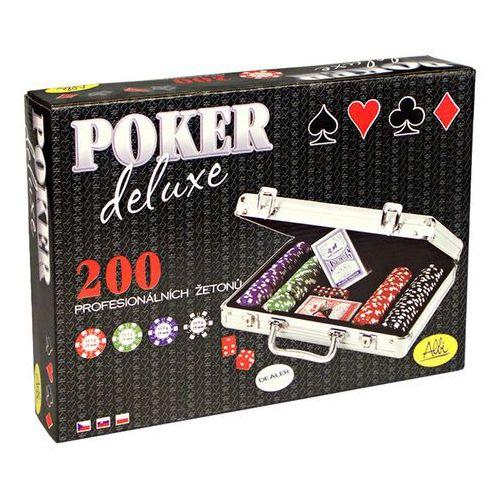 Poker deluxe 200 chips (8590228090799)