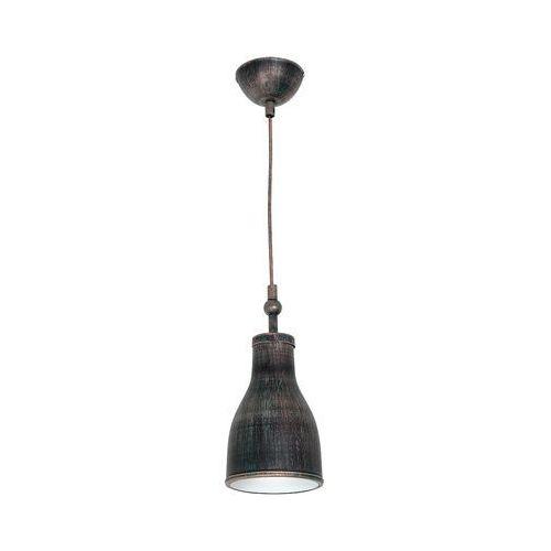 Lampa wisząca greg 1xe27/60w/230v marki Luminex