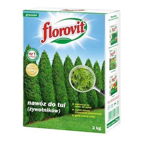 Nawóz do tui Florovit 2 kg (5900498027761)