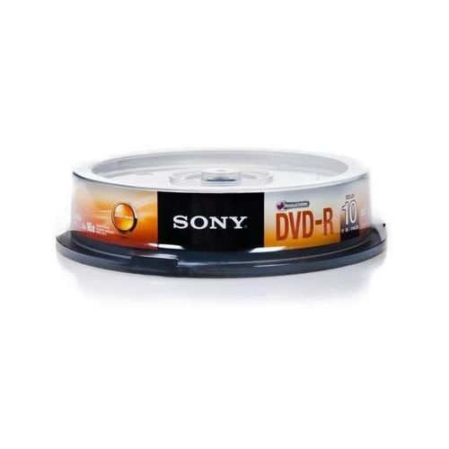 Płyta SONY DVD-R 10DMR-47SP Cake 10 szt x 16