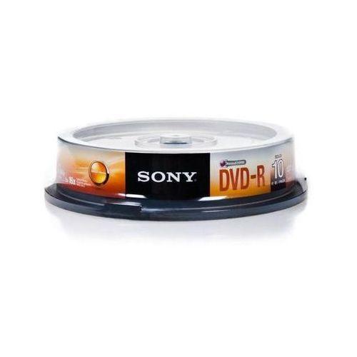 Sony Płyta  dvd-r 10dmr-47sp cake 10 szt x 16