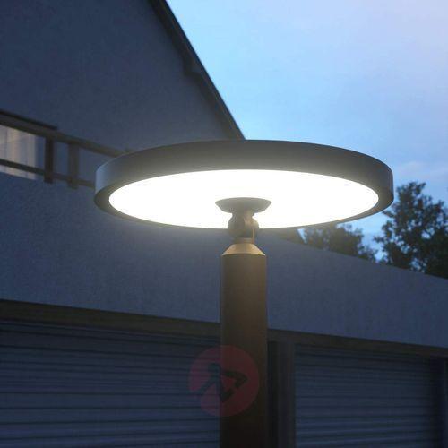 Akito, nowoczesna latarnia ogrodowa led marki Lampenwelt.com