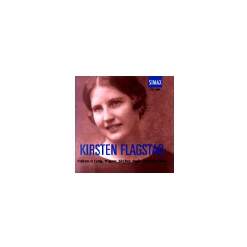 Kirsten Flagstad Collection Volume 4: Anglo - American Songs (7041882493033)