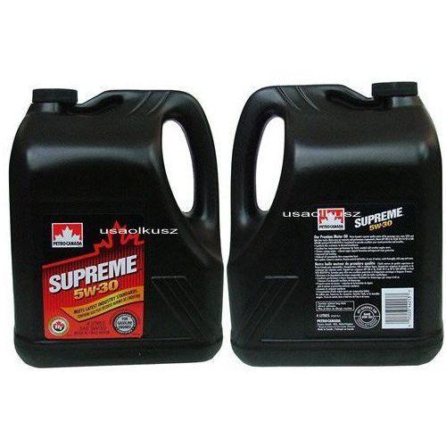 Petro-canada Olej silnikowy mineralny supreme 5w30 4l