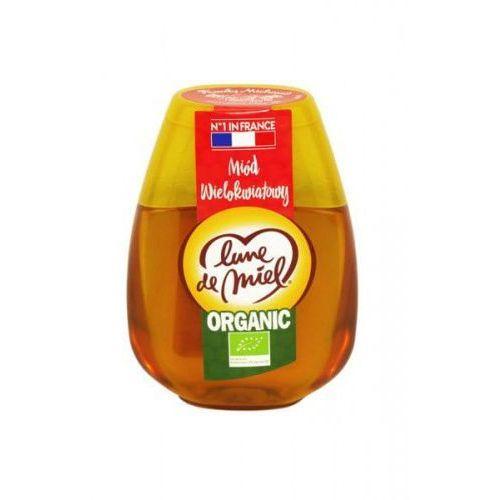 Miód wielokwiatowy organiczny BIO 250g - Rolnik, 3088540258270